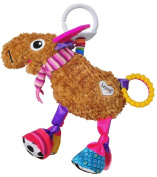 Lamaze Muffin the Girl Moose with Pink Antlers Discovery Learning Baby Toy