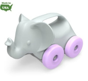 Green Toys Animal on wheels Elephant