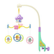 Baby toys, musical bed bell, baby bed bell bed hang