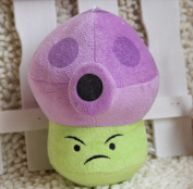 Luk Oil Purple Plants Vs Zombies Plush Dolls Pp Cotton Plants Vs Zombies Toys