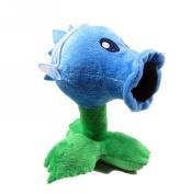 Luk Oil Plants Vs Zombies Ice Shooter Plush Toys Pp Cotton Wool Zombie Toys