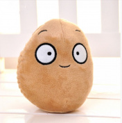 Luk Oil Plants Vs Zombies Potatoes Plush Toys Plush Dolls Children'S Birthday Present