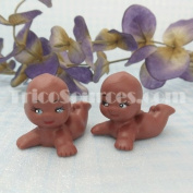 Baby Party Decoration Favour Soft Baby Party Supply 4.4cm x 10PCS - TP3012BR