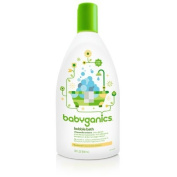 Babyganics Bubble Bath Chamomile Verbena 590ml