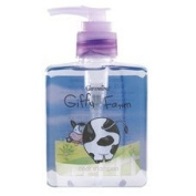 GIFFY FARM BABY COOL SHAMPOO BLUE PEA EXTRACT HAIR NOURISHING 200ML.[7.054OZ.]BY GIFFARINE THAILAND
