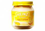 Heinz Smooth Egg Custard Flavoured Egg Custard 110ml
