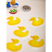 (Duck) New Clown Fish Bathtub Bath Tub Treads Non Slip Appliques Stickers Bathroom Mat