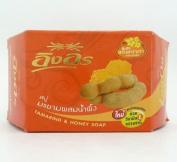 Ing On Tamarind & Honey Herbal Anti-Oxidants Soap Net Wt. 90ml or 85 G.
