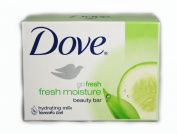 DOVE SOAP BAR go fresh Moiture beauty Hydrating milk