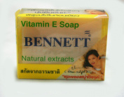 BENNETT Brand Vitamin E Soap Natural Extracts