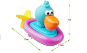 Classics Pull Water Bath Plastic ABS Children Toys Cute 3D colourful Animal Model Kids Water Duck penguins