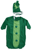 Fun World Green Sweet Pea Pod Bunting Baby Costume [9696]