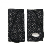 JJ Cole Reversible Strap Covers - Black