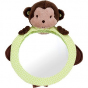 Child of Mine Plush Mirror, Monkey