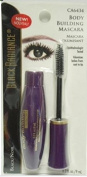 Black Radiance Body Building Mascara -Black #Ca6434