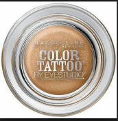 Maybelline Colour Tattoo Eye Shadow 24 Hr - Gold Shimmer(300) 410ml