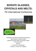 Borate Glasses, Crystals, & Melts  : 7th International Conference