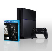 PlayStation 4 Console with The Last of Us Remastered
