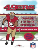 San Francisco 49ers Coloring & Activity Book