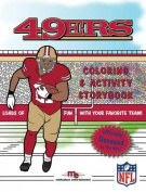 San Francisco 49ers Coloring & Activity Book