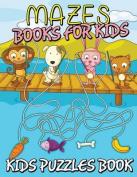 Mazes Books for Kids