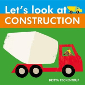 Let's Look at Construction [Board book]