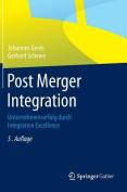 Post Merger Integration [GER]