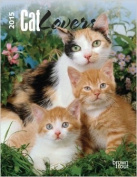 Cat Lovers 2015 Desk Diary