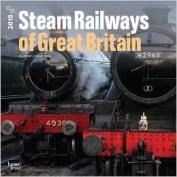Steam Railways of Great Britain 2015 Wall