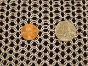 1 Pound Bright Aluminium Chainmail Jump Rings 16G 0.8cm ID