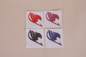 (Procosplay)Fairy Tail Guild Tattoo paper 4 colour