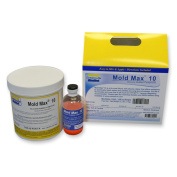 Mould Max 10 Silicone Mould Making Rubber - Trial Unit