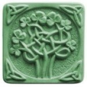 Celtic Clover Soap Mould