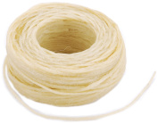 Tandy Leather Factory Waxed Thread, 25-Yard, Natural