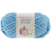 Spinrite Blanket Yarn, Baby Teal