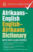 Afrikaans-English, English-Afrikaans Dictionary [AFR]