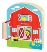 Original Toy Kids Children My Farm- Original First Book