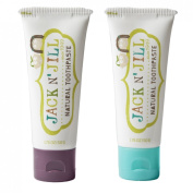 Jack N' Jill Natural Toothpaste, Blackcurrant & Blueberry, 50ml