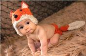 Baby Fox Costume Beanie