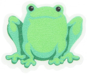 SlipDoctors 5 Piece Non-slip Bath Tub Frog Sticker Pack