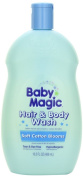 Baby Magic Soft Blooms Hair and Body Wash, 16.5 Fluid Ounce