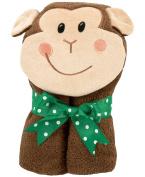 AM PM Kids! Mini Tubby Towel, Monkey