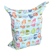 Printing Baby Cloth Nappy Laundry Wet and Dry Bags L25