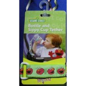 No Throw Sesame Street Bottle Holder Assorted Colours