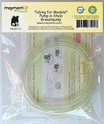 Tubing for Medela Pump in Style Advanced Breast Pump Release After Jul 2006. In Retail Pack. Replace Medela Tubing #8007212, 8007156 & 87212. BPA Free. Made By Maymom (One Packs