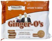 Newman's Own Organics Newman O's Cookies Ginger -- 380ml