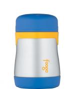 Thermos FOOGO Stainless Steel Food Jar, Blue, 210ml
