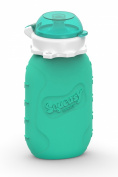 Squeasy Snacker 180ml Silicone Reusable Food Pouch