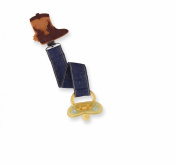 Mud Pie Pacy Clip, Cowboy Boot