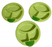 Green Sprouts Warming Plate,3-12m,Sage-3 Pack